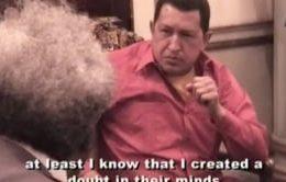 Don King Hugo Chavez