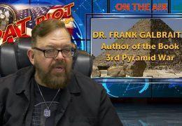 PAT RIOT SHOW Guest DR Frank Galbraith Episode 2